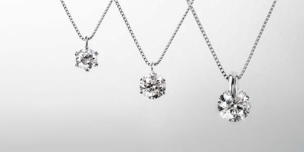 ネックレスに人気のダイヤモンドを種類別に解説