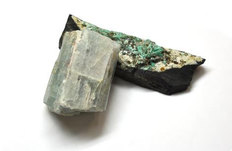 厳選された良質な原鉱石