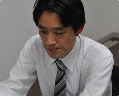 開発責任者 西垣 雄一